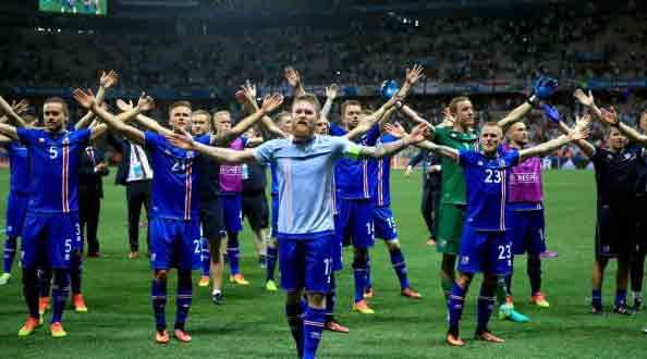 续写神话!冰岛首进世界杯
