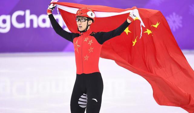 终于等到你!武大靖夺短道速滑500米冠军